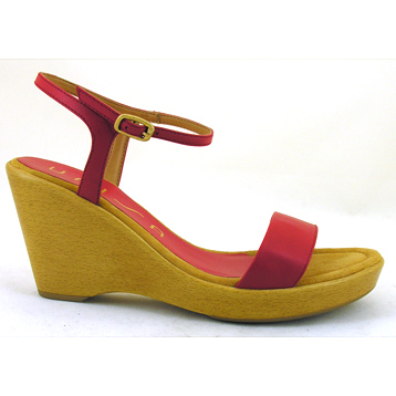 Rita Classic Strappy Wedge
